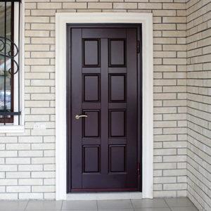 Каталог входных металлических дверей из категории «для дачи»