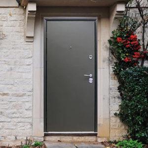 Каталог входных металлических дверей из категории «для дома»
