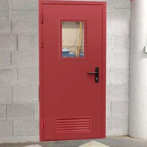 Каталог входных металлических дверей из категории «в котельную»