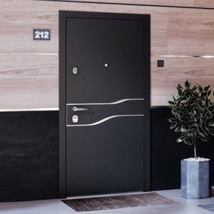 Каталог входных металлических дверей из категории «скрытые петли»