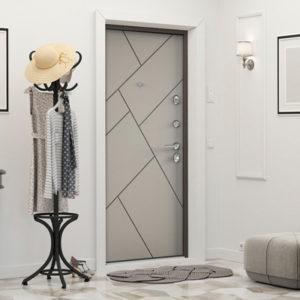 Каталог входных металлических дверей из категории «с шумоизоляцией»