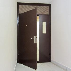 Каталог входных металлических дверей из категории «тамбурные»