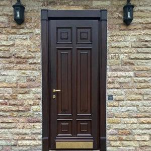 Каталог входных металлических дверей из категории «уличные»